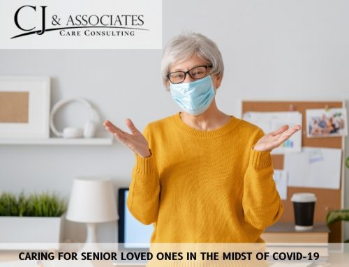Caring for Senior Loved Ones in the Midst of COVID-19
