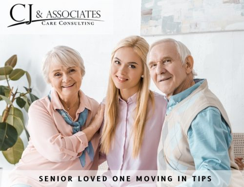 Senior Loved One Moving In? Here Are Our Tips