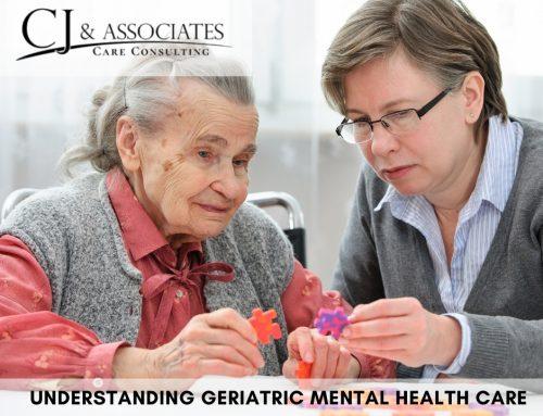 Understanding Geriatric Mental Health Care