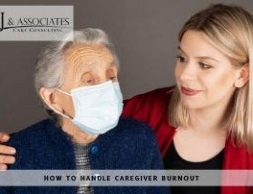 How To Handle Caregiver Burnout